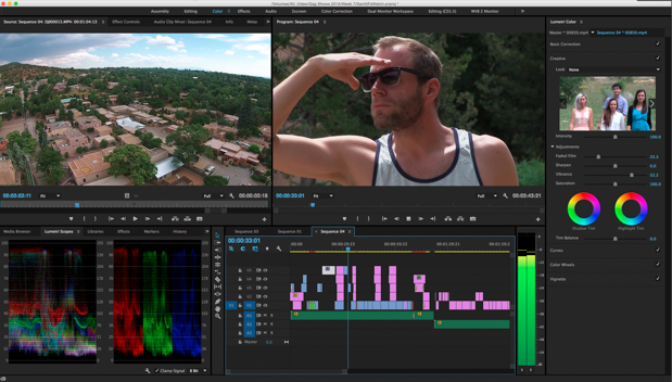 adobe video editing software for pc